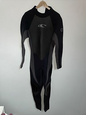 $83.41 • Buy O'neill Full Diving Suit Wetsuit Black XL Style 1513 Reactor 3:2 Mint Condition