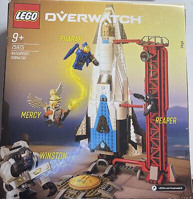 AU99 • Buy LEGO® 75975 Overwatch® Watchpoint: Gibraltar.New And Sealed Minor Wear On Box