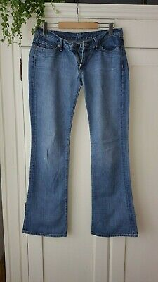 £3.50 • Buy Womens Pepe Jeans Size 12 Length 32