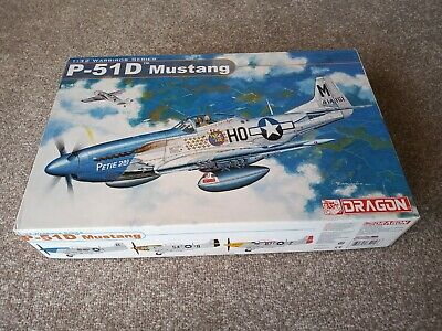 £55 • Buy Dragon 1/32 P51D Mustang With Etched Parts