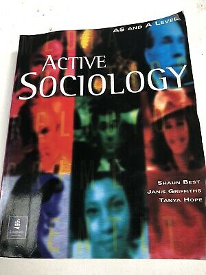 £8 • Buy Active Sociology A Level