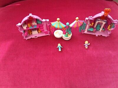£23 • Buy Vintage Bluebird Polly Pocket Crown Castle With Figures