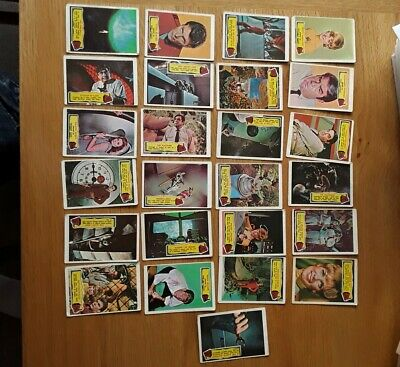 £40 • Buy Land Of The Giants Partial Set Of Cards A&BC Gum Cards 1969