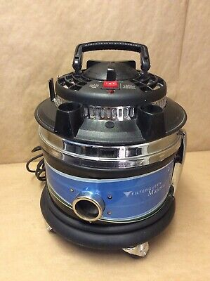 $399 • Buy Motor ONLY Majestic Filter Queen 360 Canister Vacuum
