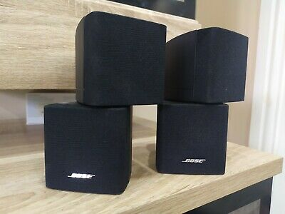 £69.99 • Buy Bose Double Cube Speakers With Wall Brackets