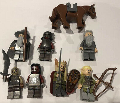 £140 • Buy Lego Lord Of The Rings Legolas Gandalf Orc Minifigures