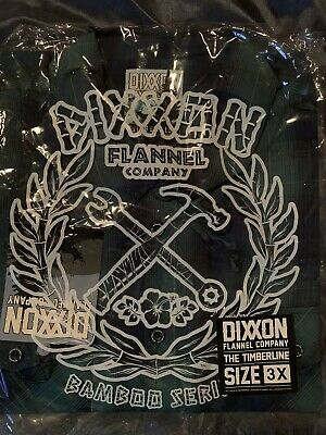 $55 • Buy Dixxon Flannel The Timberline 3xl