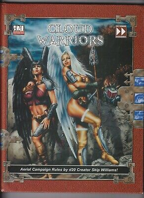 AU15 • Buy Cloud Warriors Aerial Fast Forward Entertainment Dungeons And Dragons D20 System