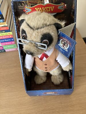 £3.60 • Buy Compare The Meerkat Toy Yakov