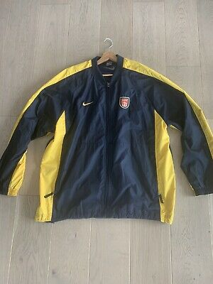 £0.99 • Buy Arsenal Nike Jacket 1999 Vintage XL Mens Great Condition