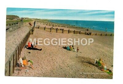 £1.99 • Buy Sussex  Chichester : East Wittering The Beach Vintage Postcard