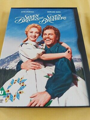 £1.29 • Buy Seven Brides For Seven Brothers (DVD, 2001)☆