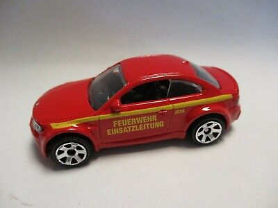 $15.50 • Buy Matchbox Special Limited Edition BMW M1  Feuerwehr  Color Comp Promotional