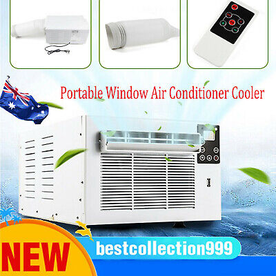 AU220.90 • Buy Portable Air Conditioner Cooler Window Refrigerated Cooling Dehumidification +RC