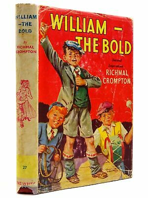 £33.90 • Buy  WILLIAM-THE BOLD - Crompton, Richmal. Illus. By Henry, Thomas