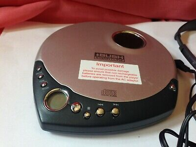 £5 • Buy Bush Signature  Personal CD Player With Earphones