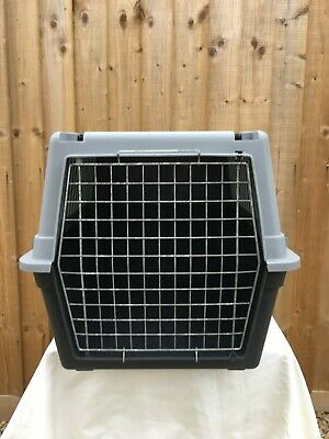 £30 • Buy Ferplast Atlas 40 Dog Cat Pet Carrier Crate Great Condition Collection From WR12