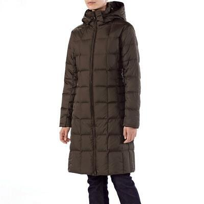 £91.79 • Buy Patagonia Womens Down With It Parka Coat L Brown Puffer Goose Jacket Long Hood