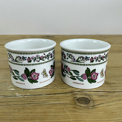 £17.99 • Buy Vintage Portmeirion Ramekins Dishes The Variations Collection - Matching Set X2