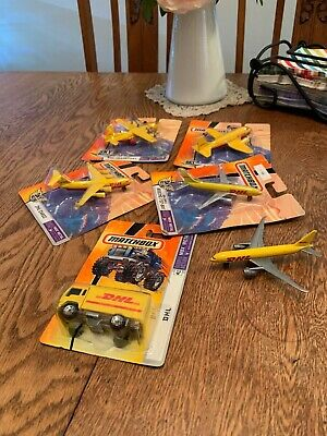 £34.42 • Buy Matchbox Skybusters DHL Lot Of Planes & Truck