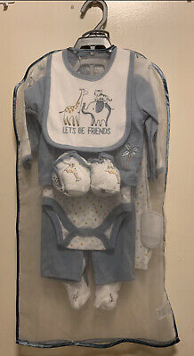 £20 • Buy Kyle And Deena 7 Piece Baby Boy Set 3-6 Months *BRAND NEW WITH TAGS*