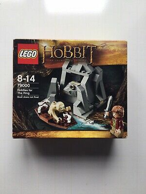 £35 • Buy LEGO The Hobbit 79000 Riddles For The Ring. BNISB. Excellent Condition. Retired.