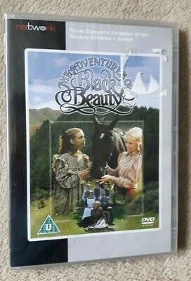 £4.99 • Buy THE ADVENTURES OF BLACK BEAUTY Three Classic Episodes. UK R2 DVD NEW & SEALED