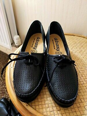 £25 • Buy Dubarry Of Ireland Hand Made Leather Ladies Black Casual Shoes Size 9