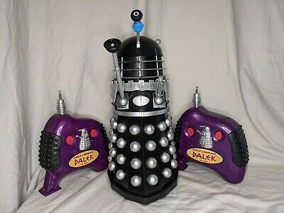 £60 • Buy Product Enterprise 12 Inch RC Dalek Black And Silver