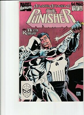 £5.72 • Buy Punisher Annual # 2 !! 1st Battle With Moon Knight !! Hot Key !! Tv Show Soon !!