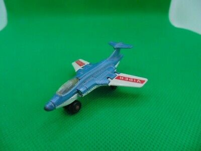 £5 • Buy Matchbox Viper Aircraft 1981 Made In Macau Unboxed Used