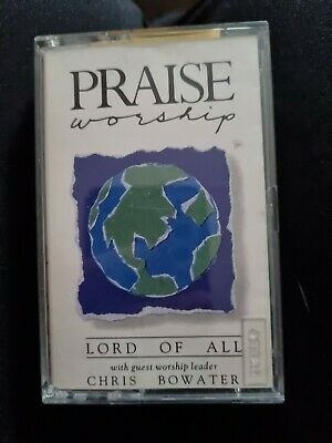 £0.99 • Buy Praise Worship Lord Of All By Chris Bowater