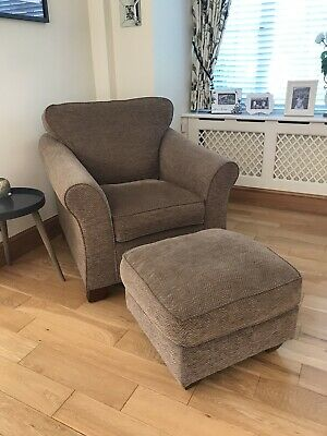 £195 • Buy M&S Abbey Armchair With Foot Stool.