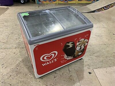 £300 • Buy Walls Ice Cream Chest Freezer LED. Cafe Restaurant Shop Commercial Lolly