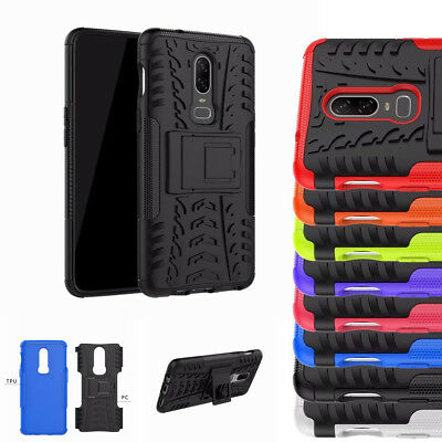 AU7.71 • Buy Rugged Armor Kickstand Protective Case Phone Cover For OnePlus 6 5T 5 3T 3