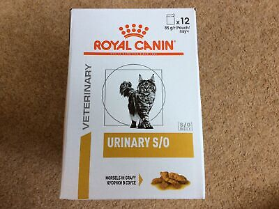 £4.30 • Buy Royal Canin Urinary S/O Cat Pouches - 12x85g