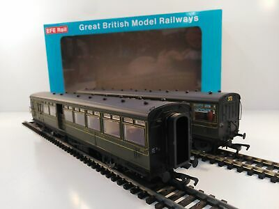 £120 • Buy OO Gauge EFE Rail LSWR Gate Stock Coaches