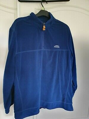 £12 • Buy Weird Fish Fleece 2XL Blue, Used Excellent Condition