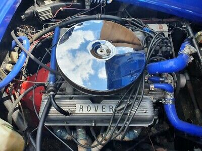 £2000 • Buy Rover P6 3500cc V8 Engine In Good Working Condition