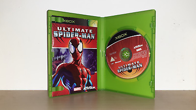£8.50 • Buy Ultimate Spider-Man - 2005 Xbox Game (Tested And Working)