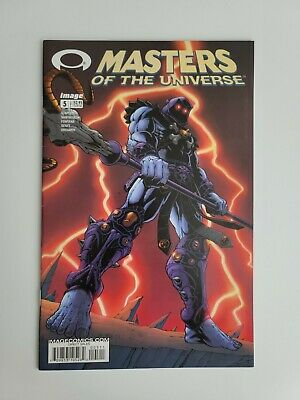 $9.99 • Buy Masters Of The Universe 5, Image 2003, Skeletor Cover, He-Man