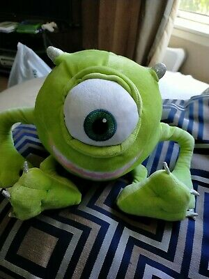 £9.99 • Buy Disney Store Exclusive Monsters Inc Mike Soft Toy Plush Excellent Condition