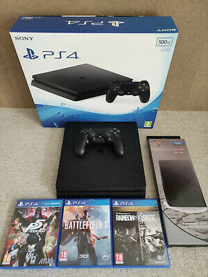 AU282.65 • Buy  PS4 Slim With Vertical Stand And Games