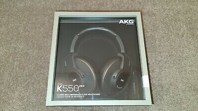 View Details AKG K550 MkIII Over Ear Closed Back Reference Class Headphones • 30.00£