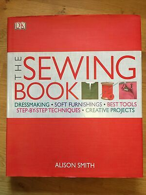£10 • Buy The Sewing Book By Alison Smith (Hardcover, 2009)