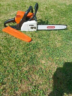 View Details STIHL MS180  Petrol Chainsaw Used, Good Runner . • 85.00£