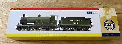 £125 • Buy Hornby R2690 LSWR 4-4-0 Class T9 120 NRM DCC Ready Special Edition