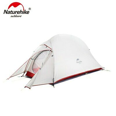 AU165 • Buy Naturehike Upgraded Cloud Up - 2 Person Hiking Tent Camping Backpacking Tent