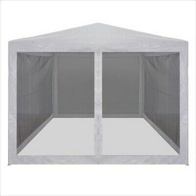 AU117.70 • Buy 3x3 M Pop Up Party Tent Outdoor Garden Gazebo Sun Shelter With 4 Mesh Sidewalls