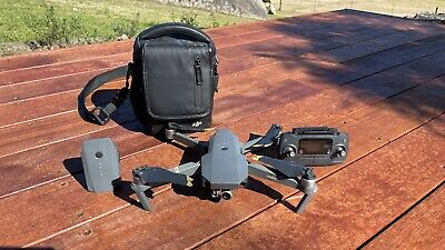 AU1000 • Buy DJI Mavic Pro Drone With Carry Bag, Spare Battery, Charger And More